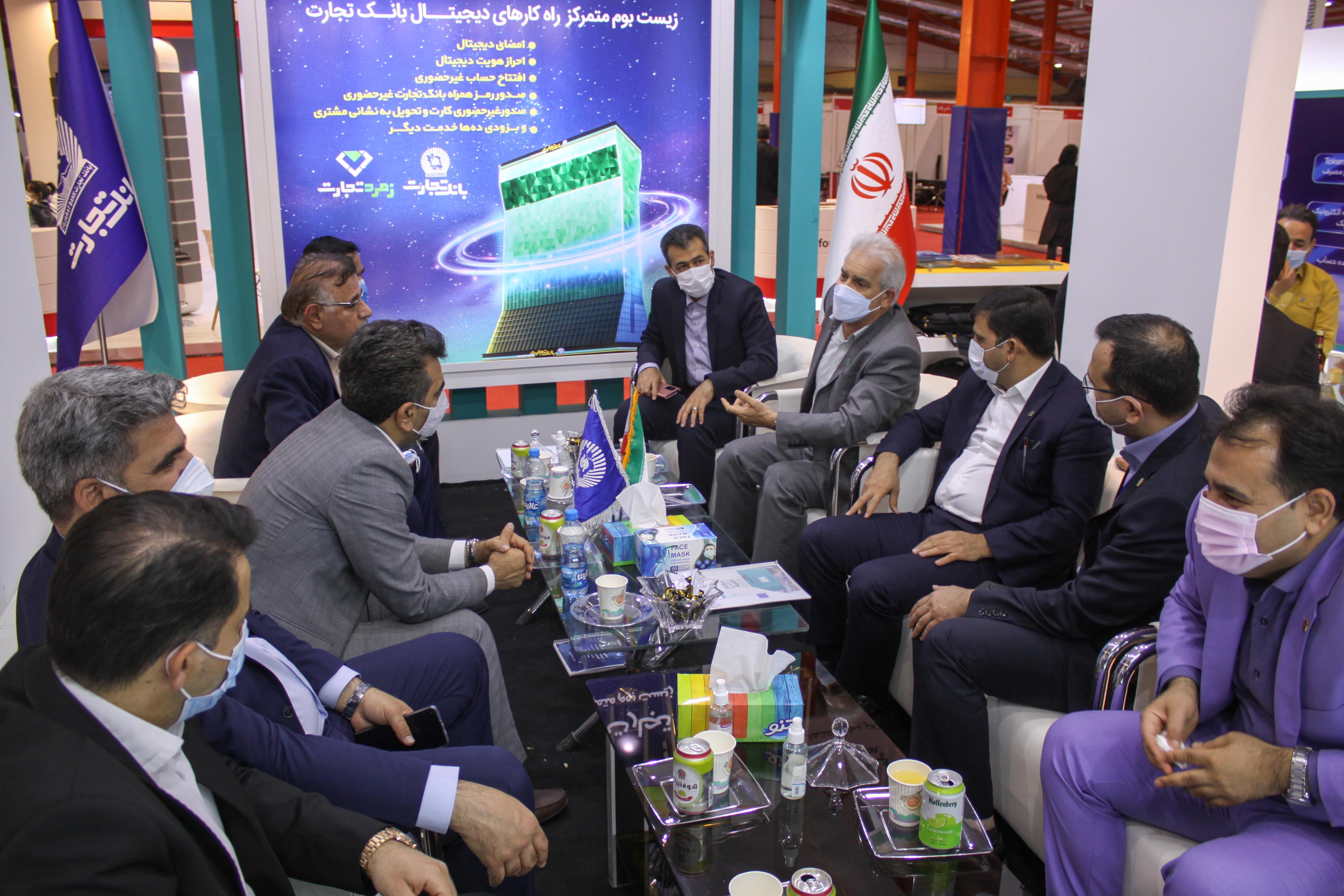 بازدید از نمایشگاه ماهشهر