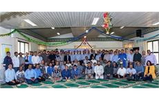 Labor Day celebrated in Fajr Petrochemical Company
